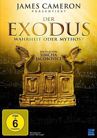 DVD »James Cameron präsentiert: Der Exodus -...«