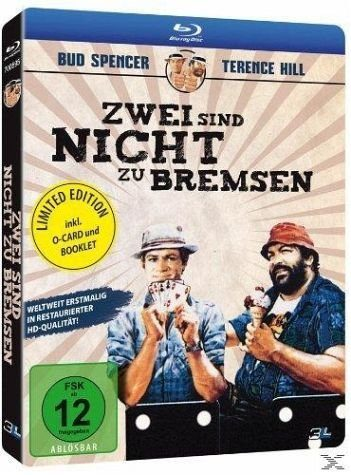 Blu-ray »Zwei sind nicht zu bremsen«
