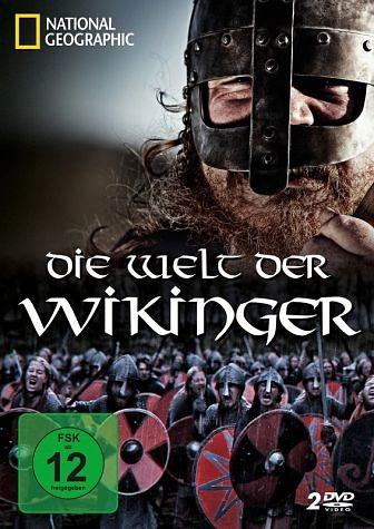 DVD »National Geographic - Die Welt der Wikinger (2...«