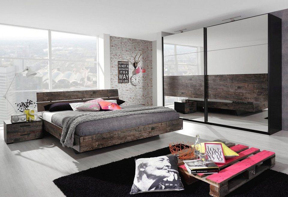 rauch Bett, Topaktuell: Industriedesign im Used-Look online kaufen | OTTO