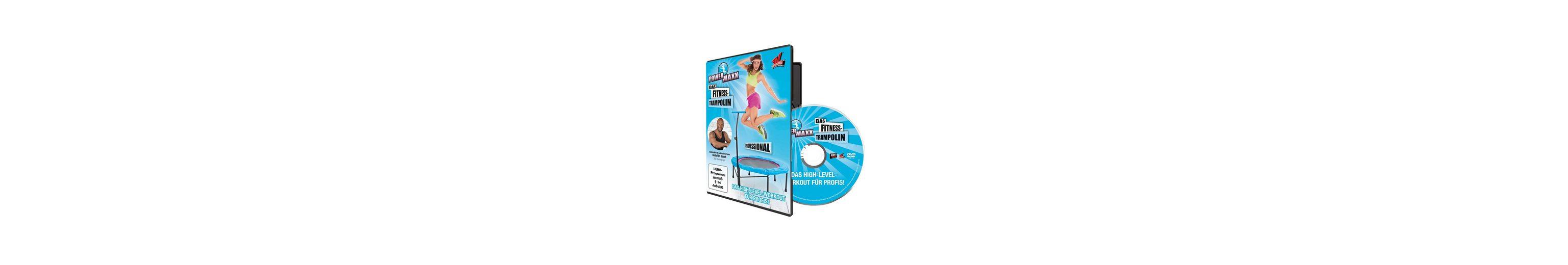 Trainings-DVD, Powermaxx. Das High-Level-Workout für Profis.