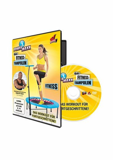 POWER MAXX Trainings-DVD, Das Workout für Fortgeschrittene