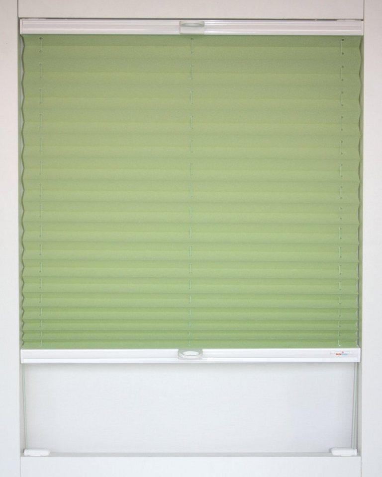dachfensterplissee nach ma medoc sunlines verdunkelnd energiesparend mit bohren. Black Bedroom Furniture Sets. Home Design Ideas