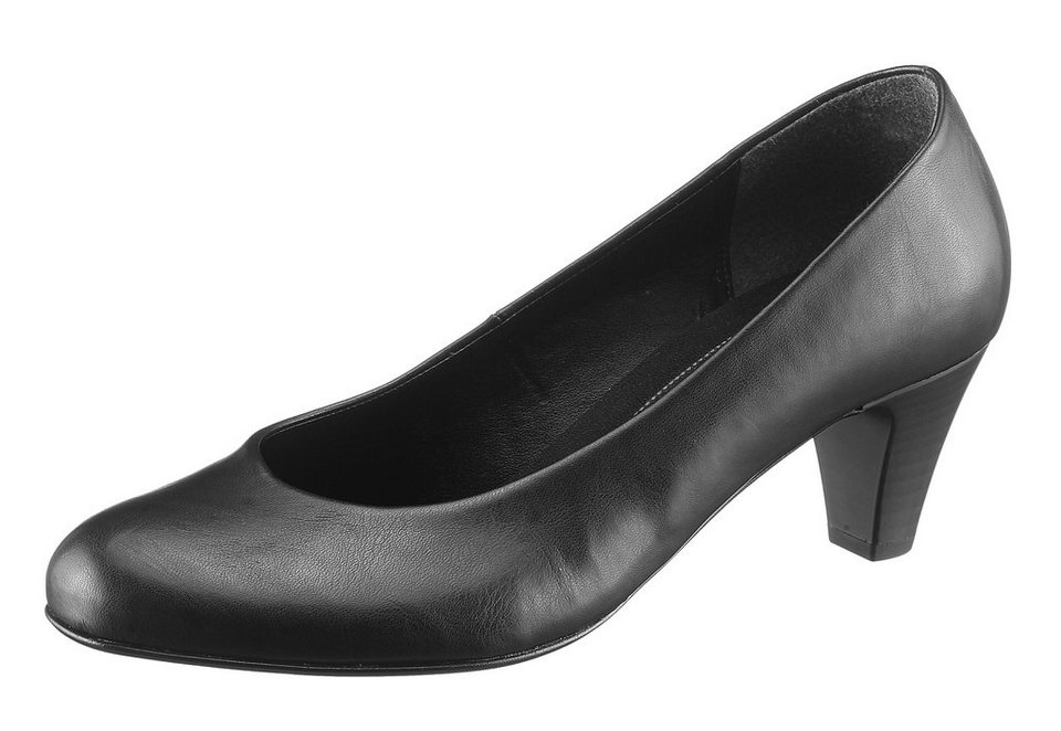 Gabor Pumps in black