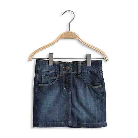 ESPRIT 5-Pocket Jeans-Rock mit Verstellbund