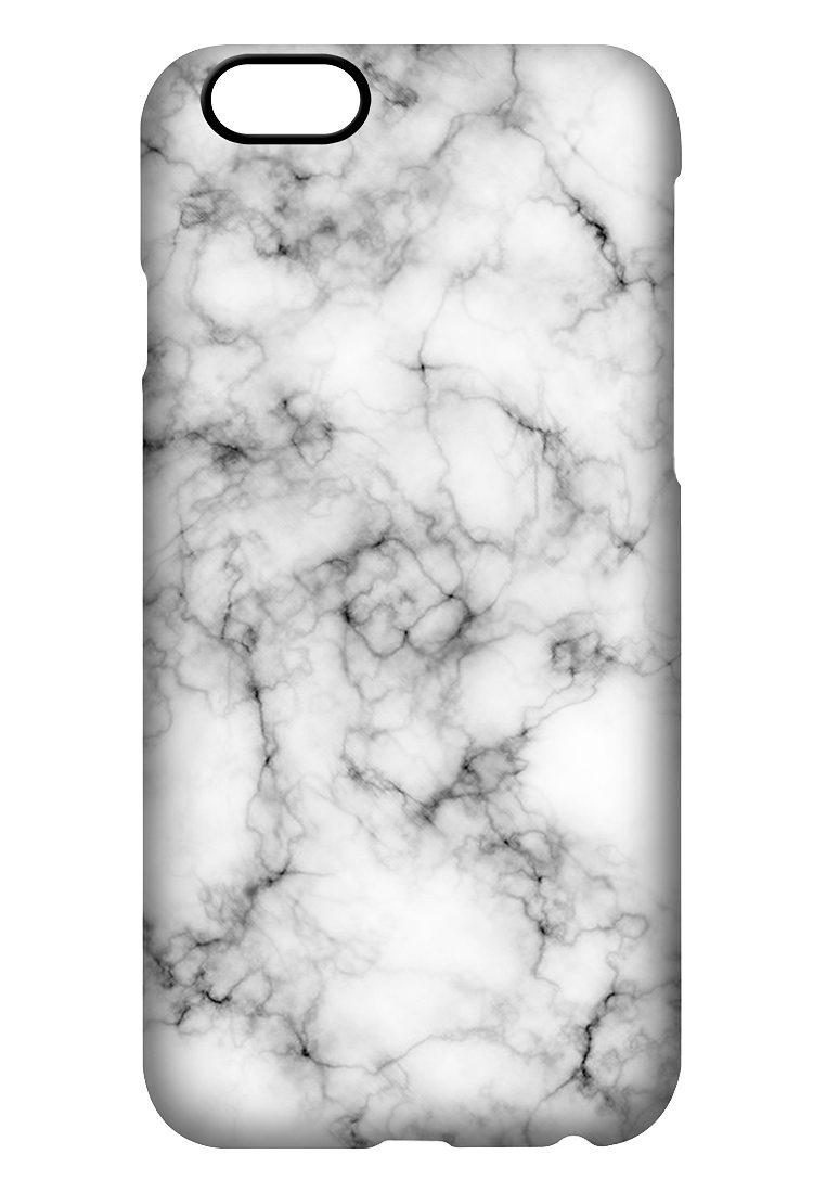 """caseable Premium Hülle für das iPhone 6 »- """"White Marble"""" von caseable Design«"""