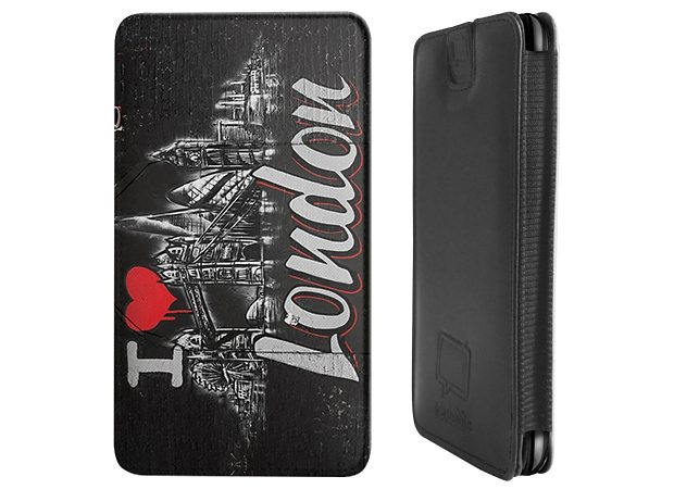 caseable Design Smartphone Tasche / Pouch für Samsung Galaxy S3