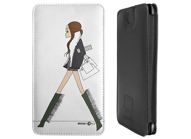 caseable Design Smartphone Tasche / Pouch für Samsung Galaxy Note