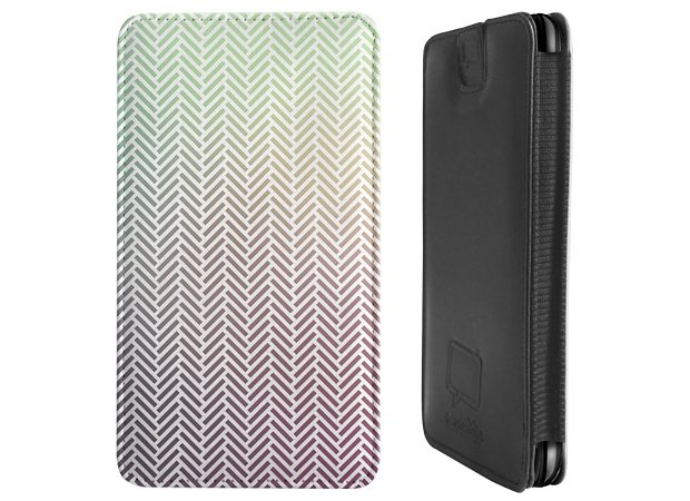 caseable Design Smartphone Tasche / Pouch für HTC One M7