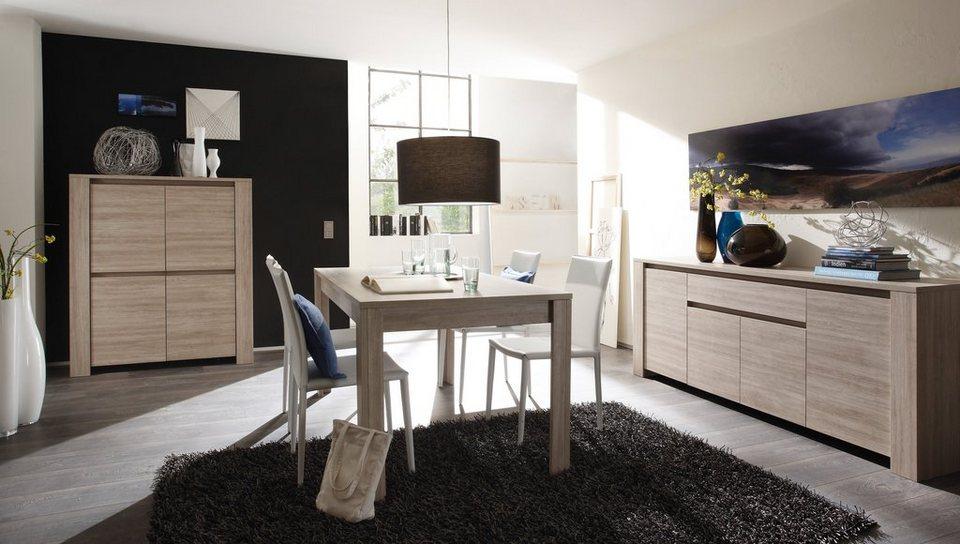 lc esstisch breite 160 cm online kaufen otto. Black Bedroom Furniture Sets. Home Design Ideas