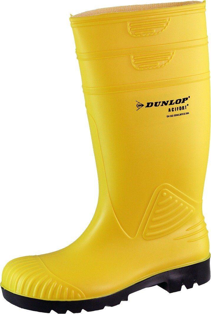 Dunlop Acifort S5 Stiefel online kaufen  gelb