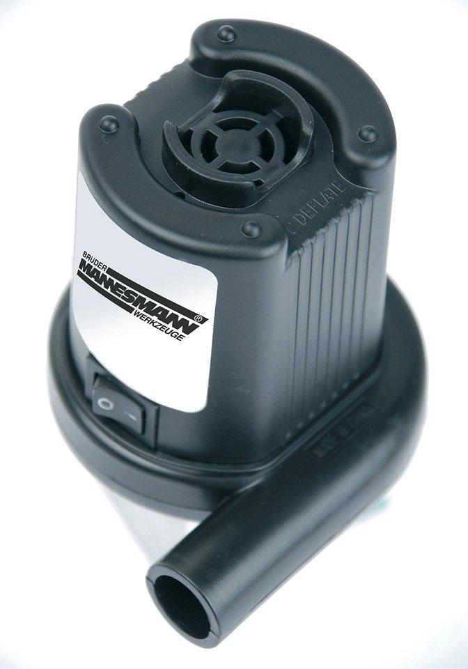 Volumenpumpe »12/230 V« in schwarz