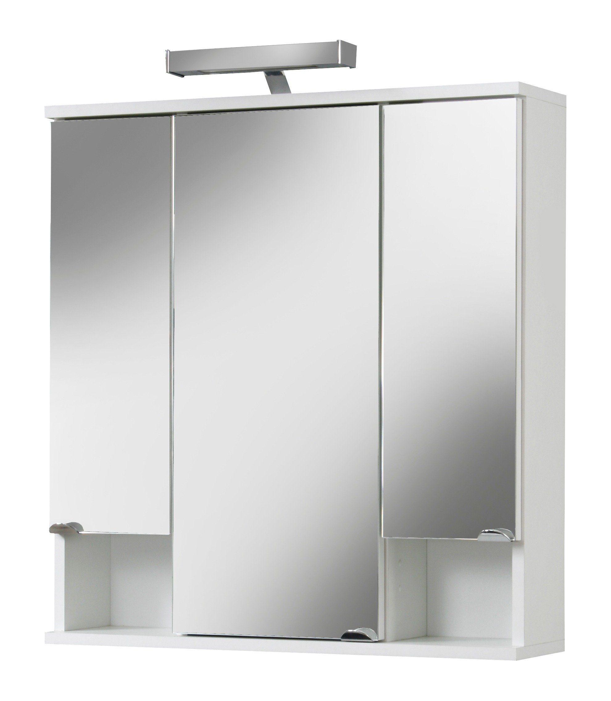 Spiegelschrank »Cadiz« Breite 67 cm, mit LED-Beleuchtung