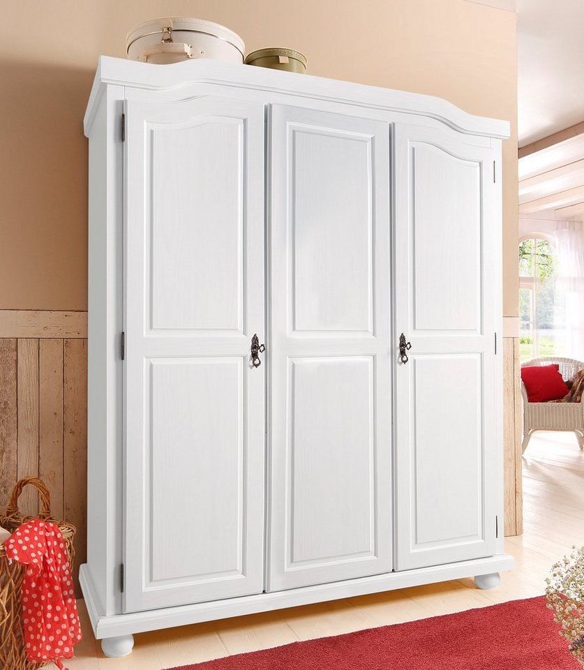 kleiderschrank rustikal preisvergleiche. Black Bedroom Furniture Sets. Home Design Ideas