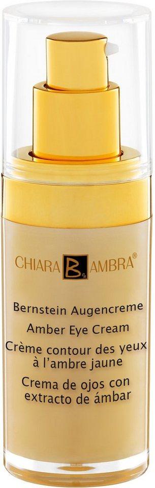 Chiara Ambra, »Bernstein Augencreme«, Anti-Aging Pflege