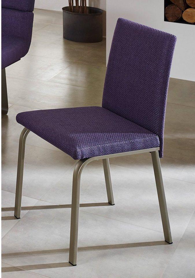 Stuhl, Schösswender in violett