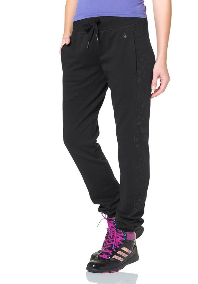 adidas Performance Jogginghose in Schwarz