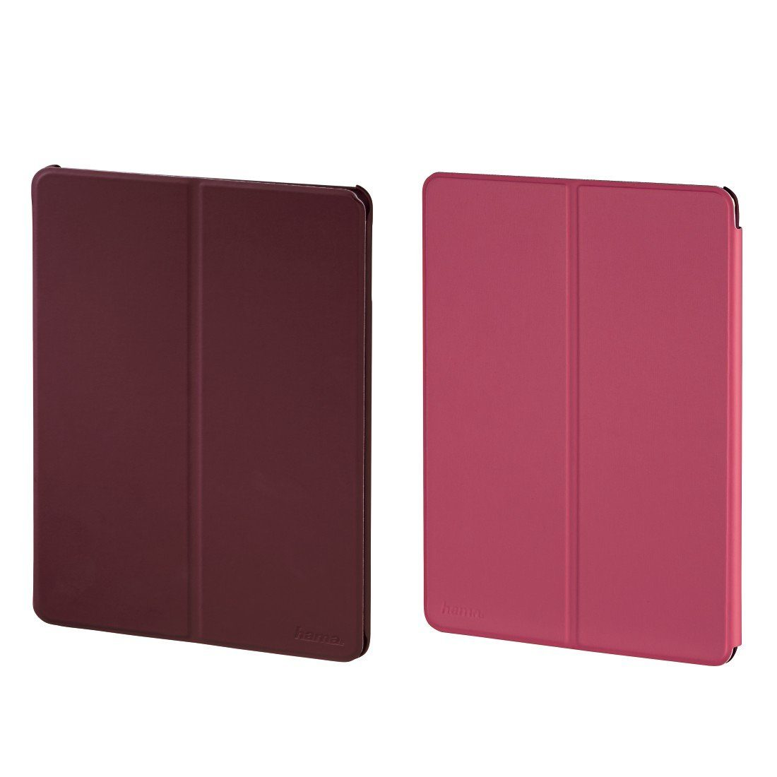 Hama Portfolio Twiddle für Apple iPad Air 2, Lila/Pink