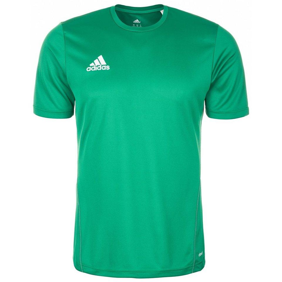 adidas Performance Core 15 Trainingsshirt Herren in grün / weiß