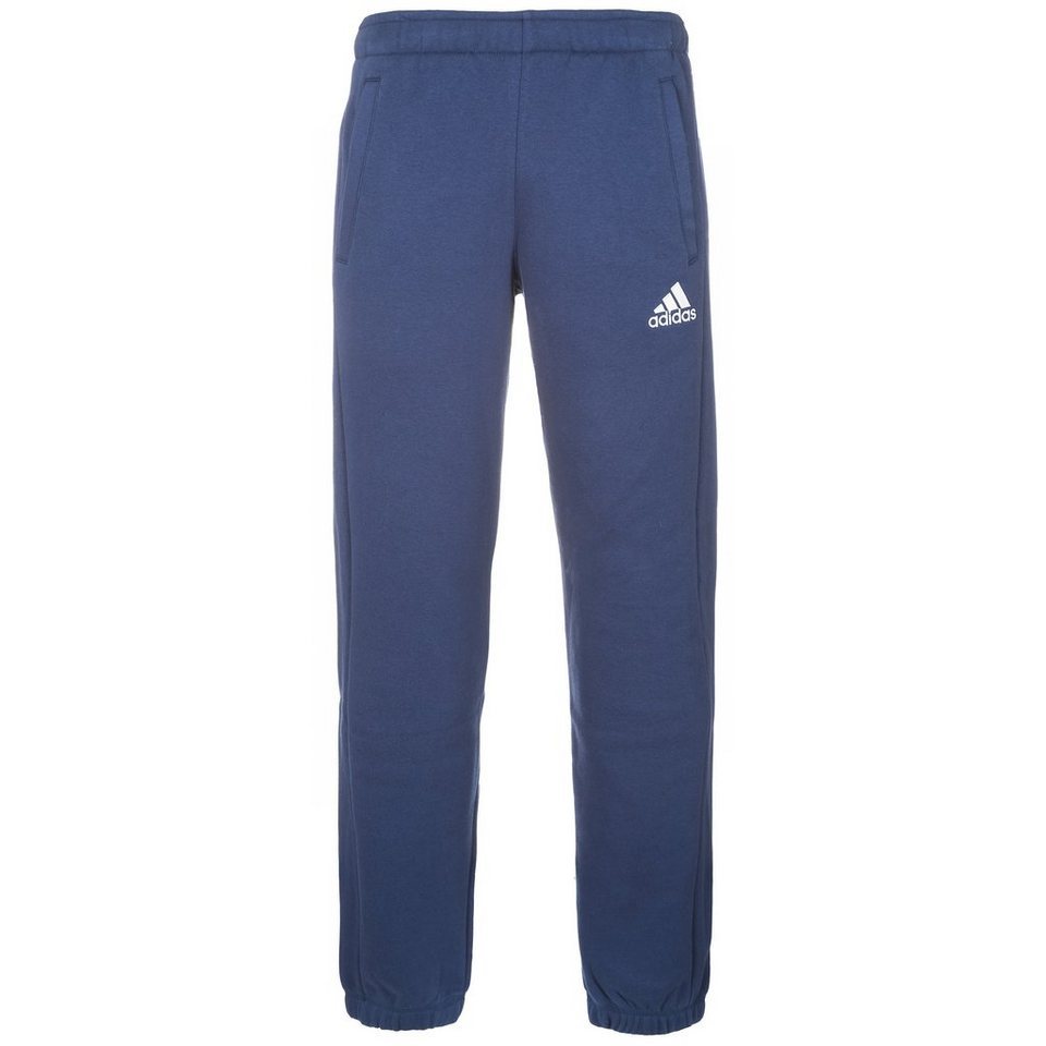 adidas Performance Core 15 Trainingshose Herren in dunkelblau / weiß