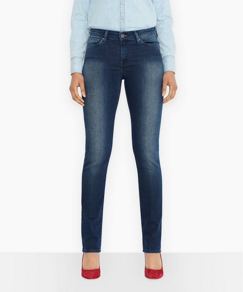 Levi's® Jeans »Classic Demi Curve Slim« in muted brush