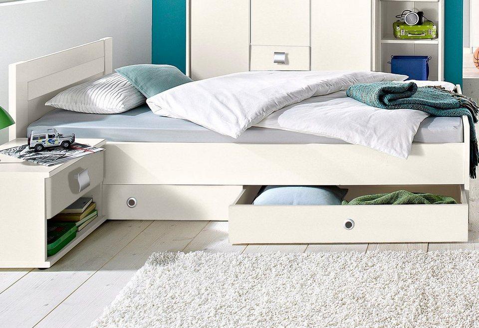 wimex bett jalta pflegeleichte kunststoffoberfl che online kaufen otto. Black Bedroom Furniture Sets. Home Design Ideas