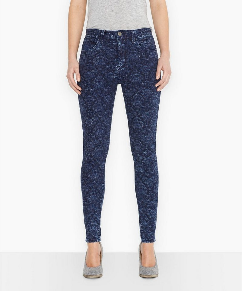 Levi's® Jeans »High Rise Legging« in floral sea