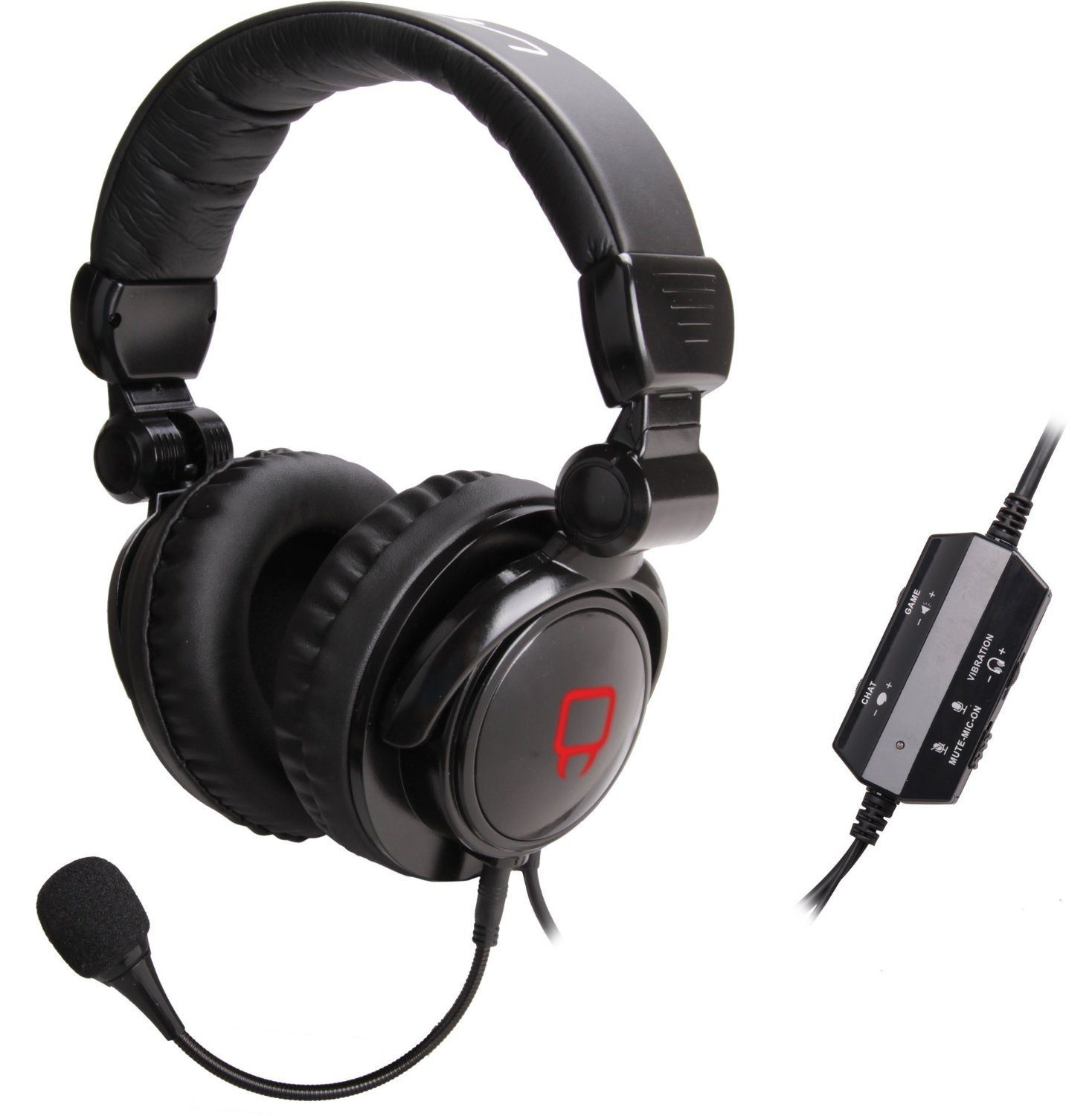 Snakebyte Vibration Headset XT 4+ »(PS4 X360 PS3 PC)«