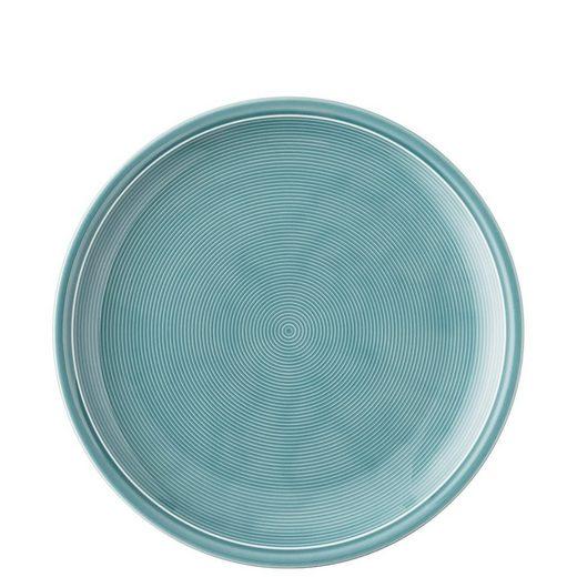 Thomas Porzellan Speiseteller »Trend Colour Ice Blue Speiseteller 28 cm«, Porzellan