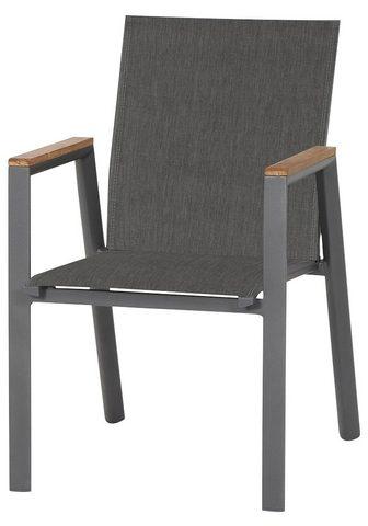 Siena Garden Viena ant kito sustatomos kėdės »Gomer...
