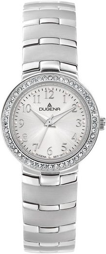 Dugena Quarzuhr »Crystel - Traditional Classic, 4460628«