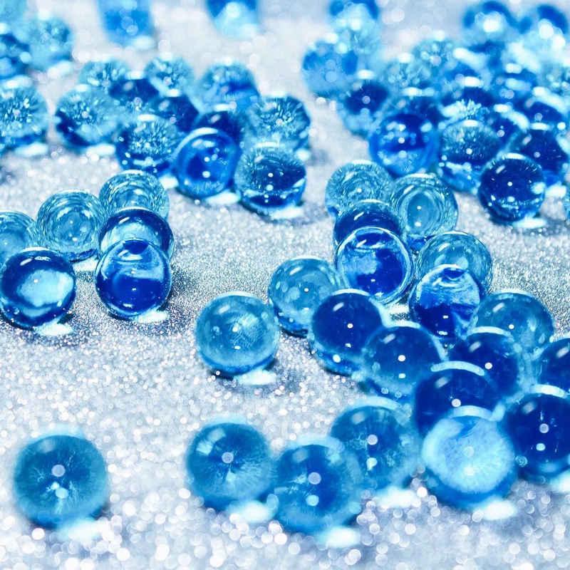 Favson Terrariendeko »Wasserperlen für Pflanzen, Perlen Wassergel-Kugeln Dekoration für Hochzeit Party, Gelperlen Wasserkugeln für Blumen Deko Vasen«, (3000-tlg)