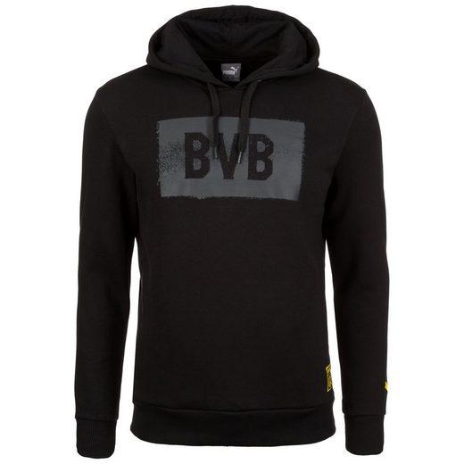 PUMA Kapuzenpullover »Borussia Dortmund Bvb Stencil«