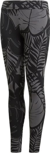 adidas Performance Leggings »GIRLS FUTURE ICONS ALL OVER PRINT TIGHTS«