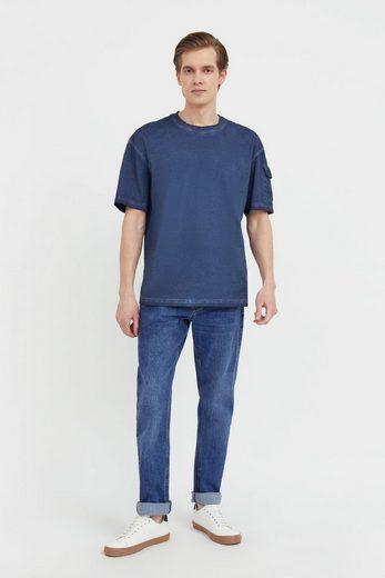 Finn Flare T-Shirt »-« mit lockerem Schnitt