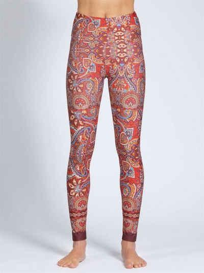 Magadi Leggings »Harmony« aus Komfort-Stretch mit Tasche
