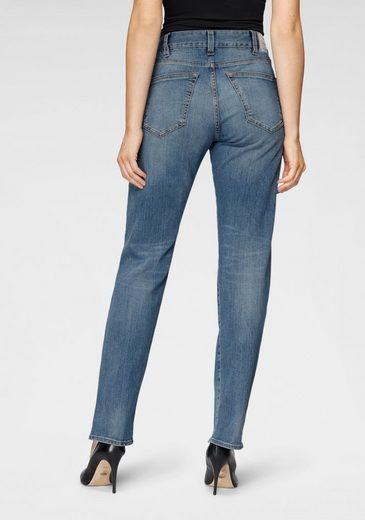 Herrlicher Gerade Jeans »MARLIES« High Waisted