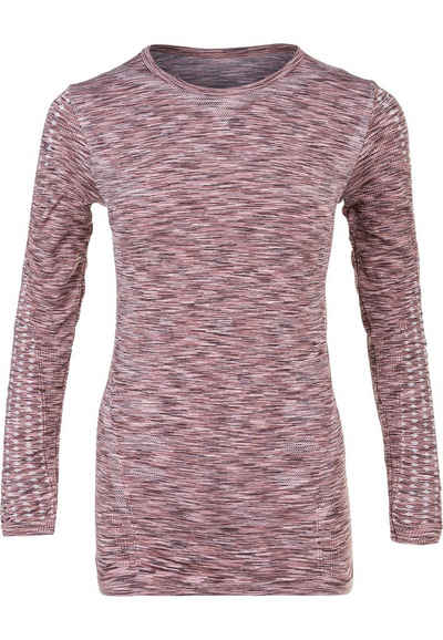ENDURANCE Langarmshirt »Seamless Shirt W XQL« mit Quick Dry-Technologie