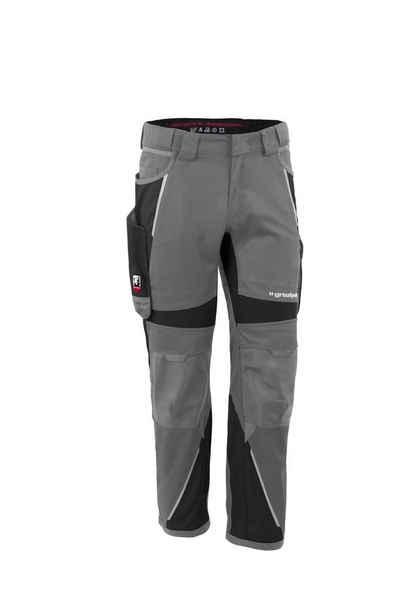 Grizzlyskin Workwear Arbeitshose »IRON« (1-tlg) Arbeitsbundhose mit 13 Taschen - Atmungsaktiv - Blickdicht - Pflegeleicht - Strapazierfähig