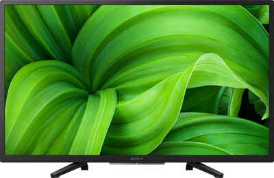 Sony KD-32W800 LCD-LED Fernseher (80 cm/32 Zoll, WXGA, Android TV, BRAVIA)