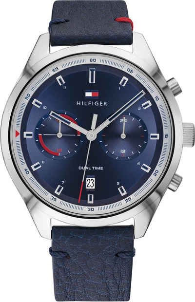 Tommy Hilfiger Multifunktionsuhr »Casual, 1791728«