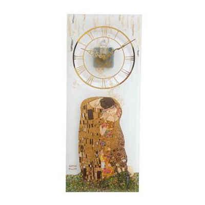 Goebel Wanduhr »Artis Orbis Gustav Klimt Der Kuss 67000531«