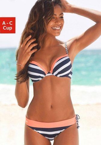 KangaROOS Push-Up-Bikini-Top »Anita« im sportini...
