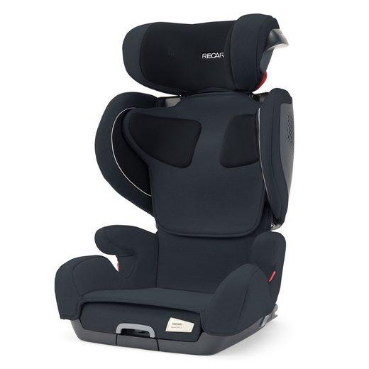 RECARO Autokindersitz »Mako Elite 2 i-Size - Prime - Mat Black«, 7.2 kg, (3-tlg), Kinder Autositz - ab 3,5 - 12 Jahre (100 -150 cm)