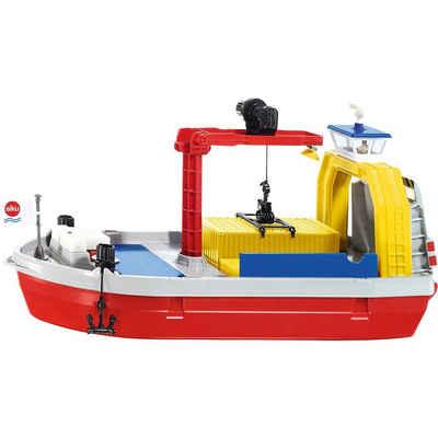 Siku Spielzeug-Auto »Containerschiff«