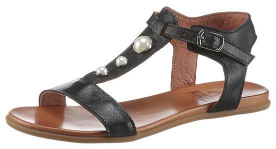 2GO FASHION Sandale mit Schmucksteinen