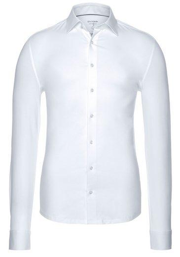 OLYMP Businesshemd »Level Five body fit 24 / Seven« besonders elastisch