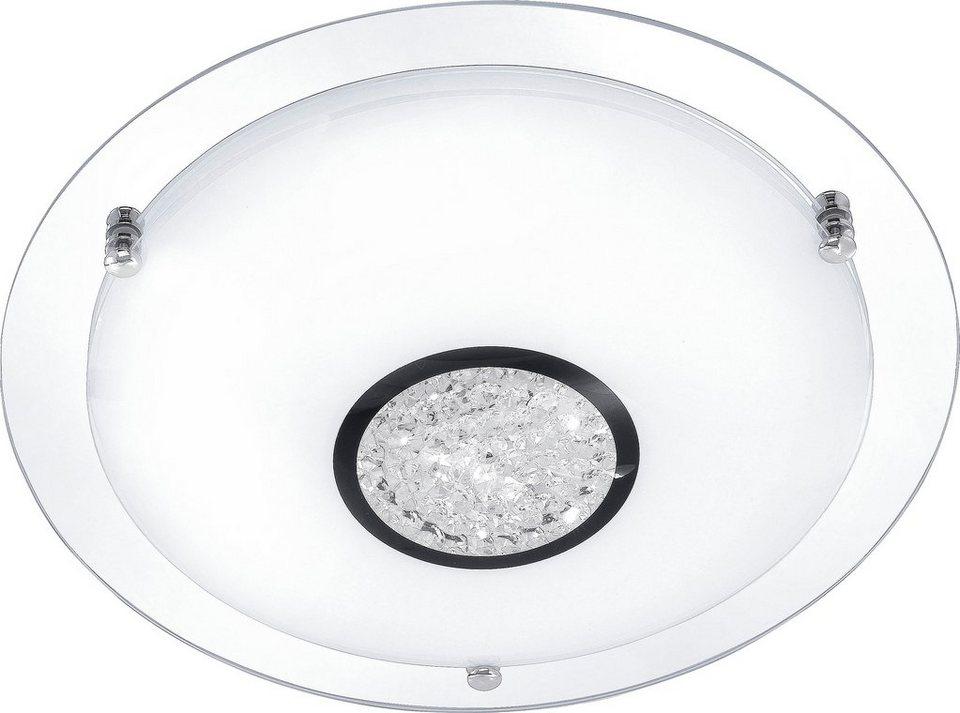 LED-Deckenleuchte, Paul Neuhaus in chrom