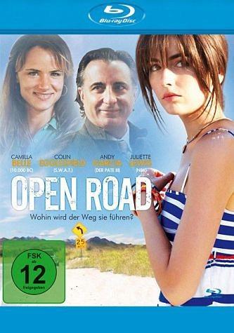Blu-ray »Open Road - Wohin wird der Weg sie führen?«