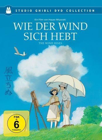 DVD »Wie der Wind sich hebt (Special Edition, 2 Discs)«